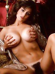 Brunette, Vintage boobs