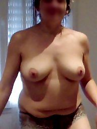 Wifes, Wife naked, Unaware, Expose
