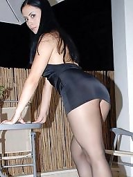 Legs stockings, Upskirt stockings
