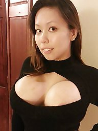 Asians, Asian big boobs