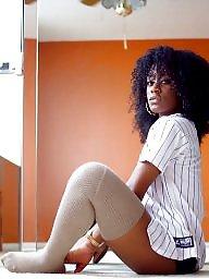 Ebony, Black ass