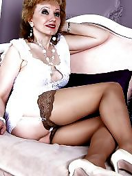 Lingerie, Mature stockings, Mature lingerie, Grannis, Granny stockings, Stockings granny