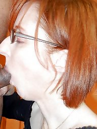 Mature blowjob, Mature blowjobs, Sucking, Suck, Dick, Mature redhead