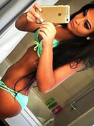 Bikini, Teen bikini, Teen babe