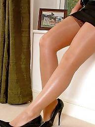Teen stockings, Milf stockings
