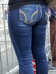 Ass, Jeans, Butt, Tights