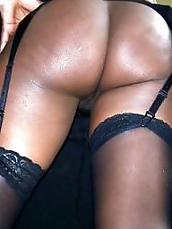 Panty, Panty ass, Black stocking, Ebony panties, Pantie