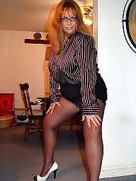 Womanly, Stocking mature, Mature hot, Hot