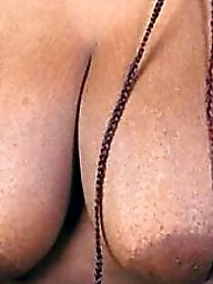 Nipples, Areola, Bbw ebony, Big nipple