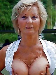 Granny mature, Amateur granny
