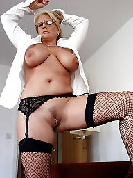 Mature stocking, Mature in stockings, Horny mature