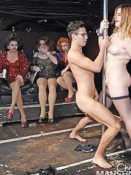 Public, Strip, Stripping, Bbw, Funny, Sexy bbw