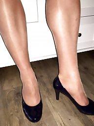 Stockings, Stocking, Bisexual, Pumped, Pump