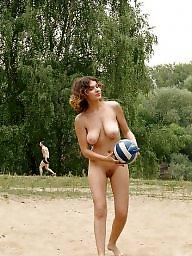 Beach, Public, Nudity