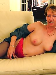 Mature tits, Matures
