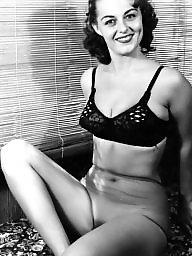 Lingerie, Lady, Vintage lingerie, Vintage amateurs, Amateur lingerie