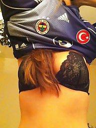 Turkish, Turkish milf, Turkish amateur, Brunette milf