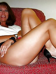 Brunette, Hot wife