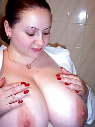 Nipples, Red, Big nipples