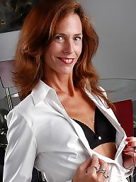 Sexy mature, Mature redhead, Redhead mature