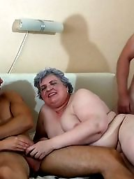 Grandma, Orgy, Grandmas, Old mature, Crazy, Young sex