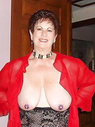 Mature boobs, Old bbw, Mature big boobs