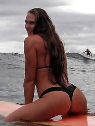 Beach, Butt, Asses, Micro bikini, Bikinis, Bikini beach