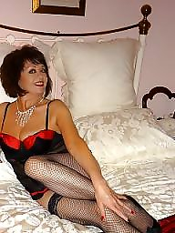 Girdle, Mature stockings, Mature girdle