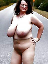 Outdoor, Outdoors, Public nudity, Public boobs