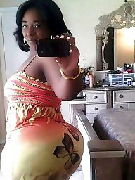Ebony bbw, Black ass