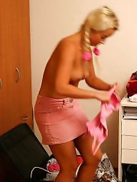 Caught, Undressed, Undressing, Undress, Amateur undress