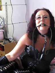 Leather, Mature leather, Amateur matures