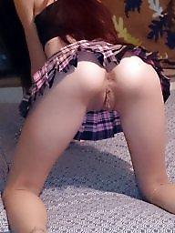 Lingerie, Skirt, Upskirts, Teen lingerie, Costume, Teen skirt