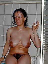 Bathroom, Wife mature