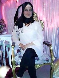 Milf, Turks, Hijab teen, Milf turk
