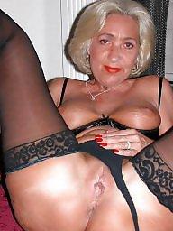 Mature stockings, Dolls, Stocking mature