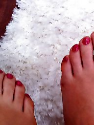 Turkish, Turkish feet, Foot, Funny, Turkish milf, Toes