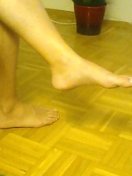 Legs, Candid