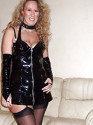 Leather, Latex, Pvc, Mature pvc, Mature latex, Milfs