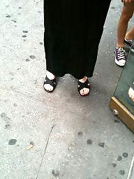Feet, Mature feet