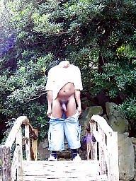 Blacked, Public nudity