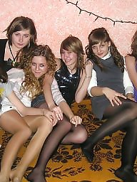 Pantyhose, Stocking feet, Candid, Tight, Teen stockings, Amateur feet
