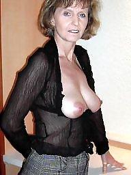 Grandma, Grandmas, Mature nipples