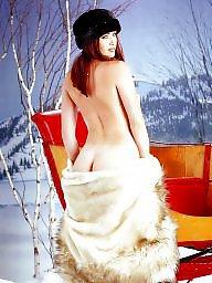 Vintage, Spreading, Spread, Snow