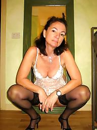 Mature stocking, Stockings mature, Stocking milf