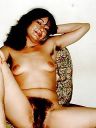 Vintage hairy, Shaved