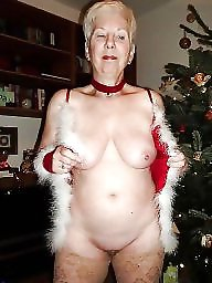 Granny, Nylon, Granny stockings, Nylons, Granny nylon, Granny stocking