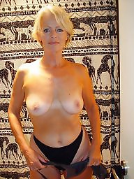Strip, Stripping, Blonde mature, Mature blonde, Mature blond, Stripped