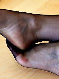 Nylon feet, Feet, Nylon, Nylons, Feet nylon