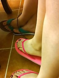 Feet, Tall, Teens, Amateur teen